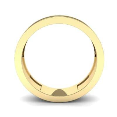 Half-Pave Lattice Diamond Ring (0.23 CTW) Side View
