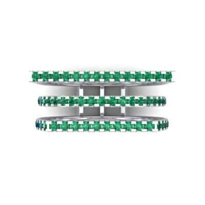 Ij532 Render 1 01 Camera4 Stone 1 Emerald 0 Floor 0 Metal 4 White Gold 0 Emitter Aqua Light 0