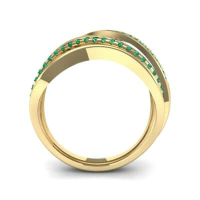 Ij540 Render 1 01 Camera3 Stone 1 Emerald 0 Floor 0 Metal 3 Yellow Gold 0 Emitter Aqua Light 0