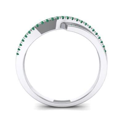 Ij544 Render 1 01 Camera3 Stone 1 Emerald 0 Floor 0 Metal 4 White Gold 0 Emitter Aqua Light 0