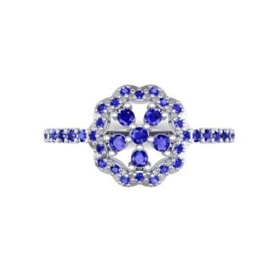 Ij557 Render 1 01 Camera4 Stone 3 Blue Sapphire 0 Floor 0 Metal 1 Platinum 0 Emitter Aqua Light 0