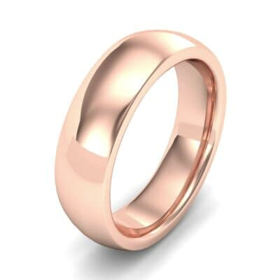 Wide Domed Ring (0 CTW)