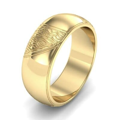 Etched Inverse Ring (0 CTW)