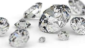 Small Diamond Carat Weight