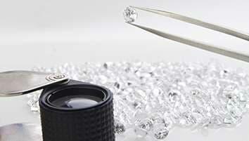 Small Diamond Clarity
