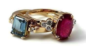 Small Gemstone Type